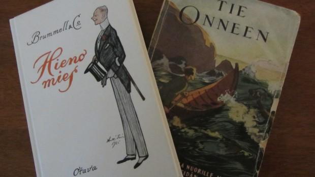 Elämäntapaoppaat herrasmiehiksi tahtoville. Brummell & Co. Hieno mies ja Robert Baden Powell Tie onneen.