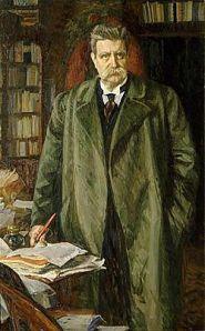 Hjalmar Branting toimi SAP:n puheenjohtajana 1889-1925.